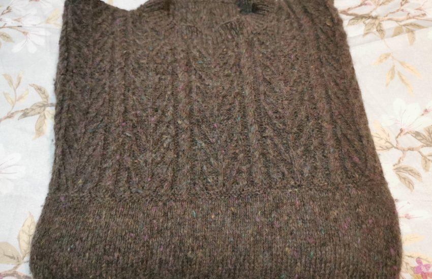 Handmade jumper