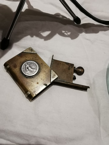 A WWI hand made lighter