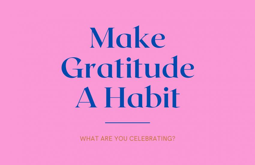 gratitude post