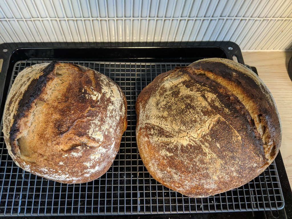 Sour dough bread 2