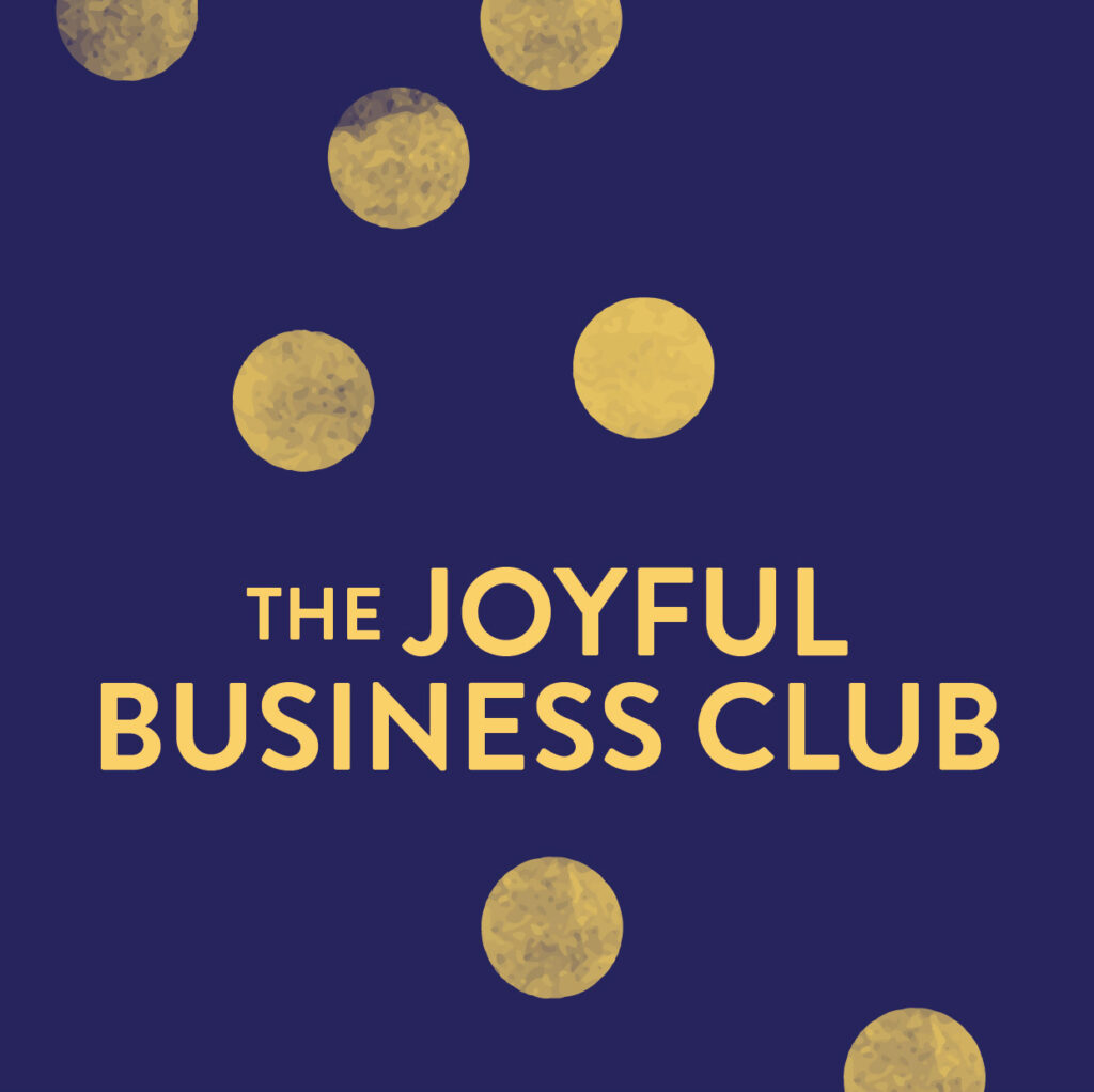 The Joyful Business Club logo