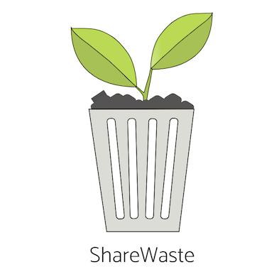 ShareWaste logo