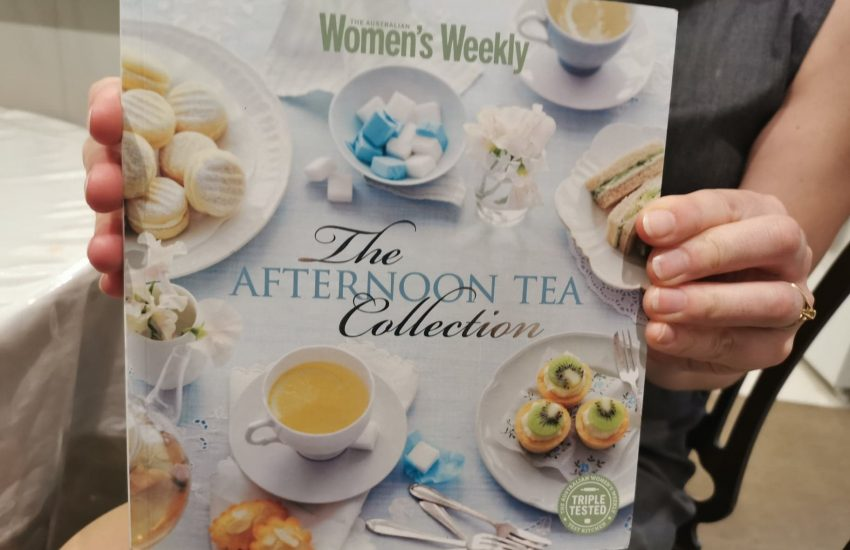 The Afternoon Tea Collection from The Australian Women's Weekly
