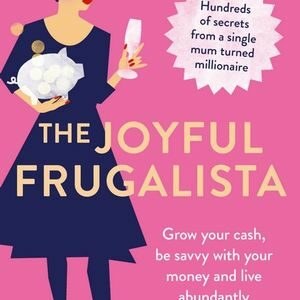The Joyful Frugalista book cover