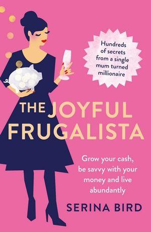The Joyful Frugalista book cover
